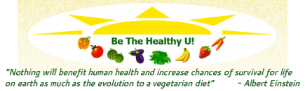 Be The Healthy U!